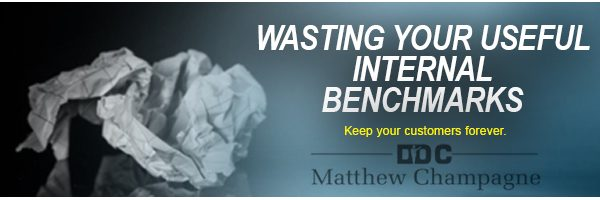 Wasting Your Useful Internal Benchmarks